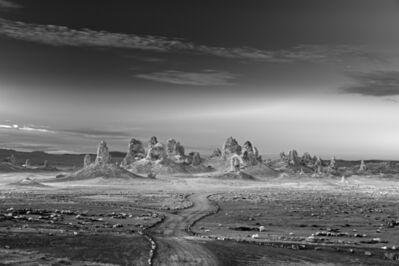 Mitch Dobrowner, 'Natron Sunrise, Trona Pinnacles', 2018
