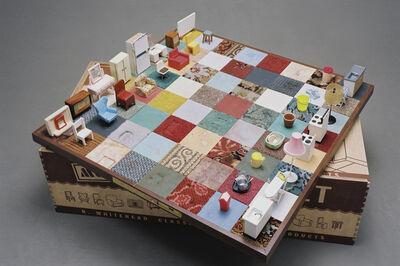 Rachel Whiteread, 'Modern Chess Set', 2005