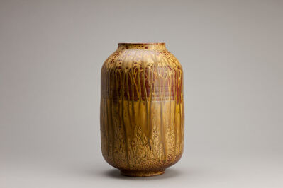 Brother Thomas Bezanson, 'Vase, elm ash glaze', n/a