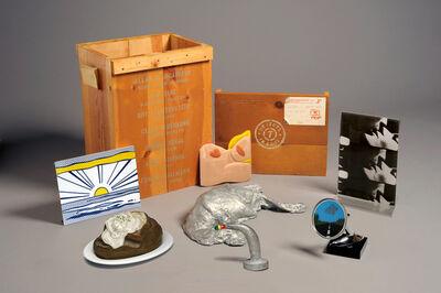 Roy Lichtenstein, 'Seven Objects in a Box', 1966