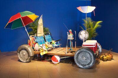 Simon Vega, 'Apolo Beach Rover Photo Booth Social Sculpture ', 2016