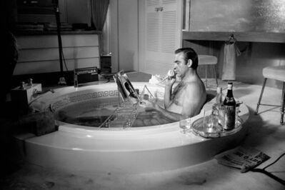 Terry O'Neill, 'Sean Connery in bath tub', 1971