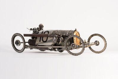 James Corbett, 'Fair Grounds Racer No. 10', 2019