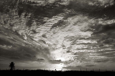 Cara Weston, 'Mexico Border, Sunset', 2006