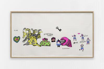 Niki de Saint Phalle, 'The tree / Sweet sexy nurse', 1968