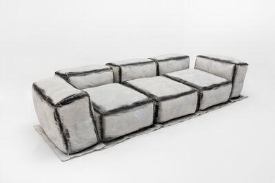 Faye Toogood, 'Maquette 234 / Canvas & Foam Sofa', 2020
