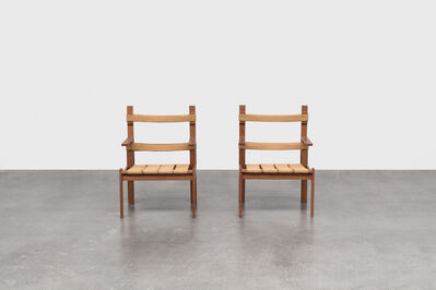 Gabriel Sierra, 'Untitled (Sculptures Per-se. The predecessor collection show, works from the Sunday Carpenters Club)', 1970 / 2019