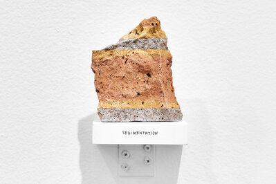 Andrea Acosta, 'Sedimentation', 2018