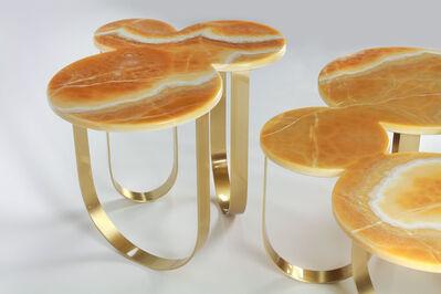 Barberini & Gunnell, 'Cloud side table', 2018