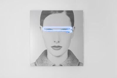 Javier Martin, 'Blindness Alma Azul', 2017