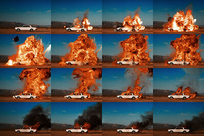 Tyler Shields, 'Rolls Royce Multiple', 2014