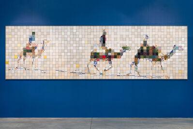 Pedrita Studio, 'La Caravane', 2018