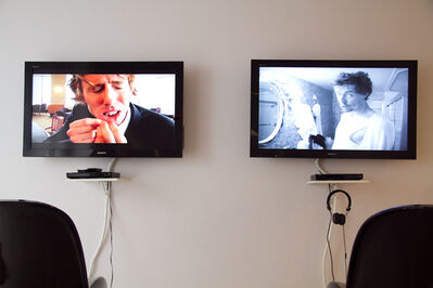 Olaf Breuning, 'Home 1 and Home 2, 2005-2007', 2005-2007