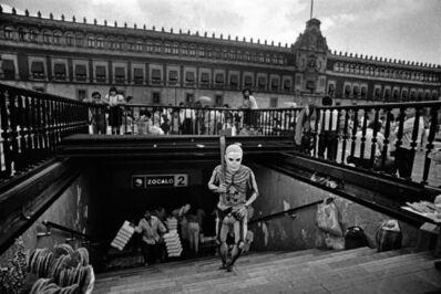 Francisco Mata, 'Mictlán', 1997