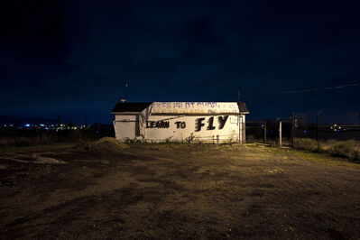 Scott Hocking, 'Detroit Nights, Learn to Fly', 2012