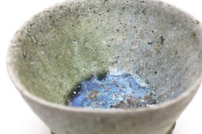Yui Tsujimura, 'Natural ash glaze tea bowl', 2018