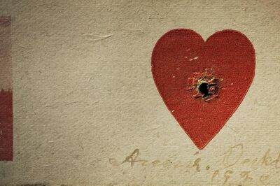 Annie Leibovitz, 'Annie Oakley's Heart Target, Private Collection, Los Angeles, California', 2010