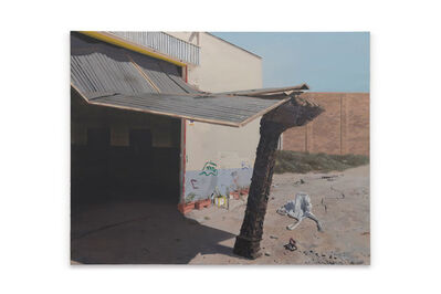 Pere Llobera, 'SOLEMNIDAD', 2020