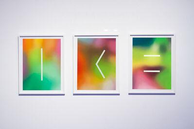 Javier Peláez, 'Split Triptych', 2019