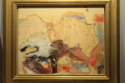 Willem de Kooning, 'Untitled Abstract Composition', 1967