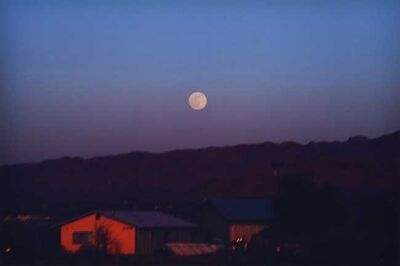 Ken Kitano, 'Blythe #2, CA  from the 'Watching the Moon' works', January 2013