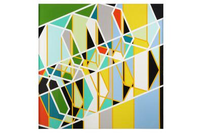 Sarah Morris, 'Robert Towne', 2006