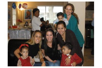 Daniela Ortiz, '97 House Maids', 2010