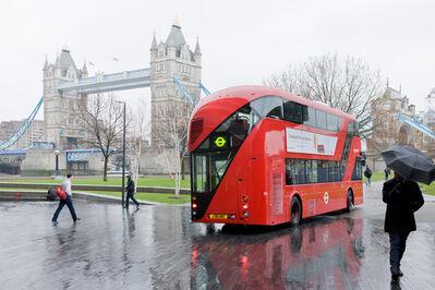 Thomas Heatherwick, 'New Bus for London', 2010-2012