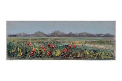 Nelson White, 'The Poppy Field', 2019
