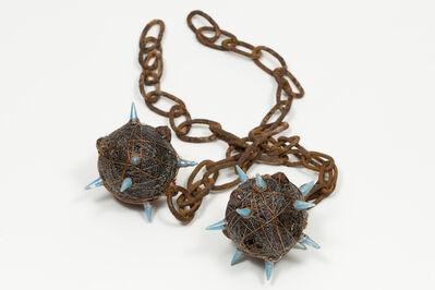Corinna Wollf, 'Flail II (Ball & Chain)', 2020