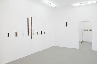Roger Ackling, 'Voewood ', 2008