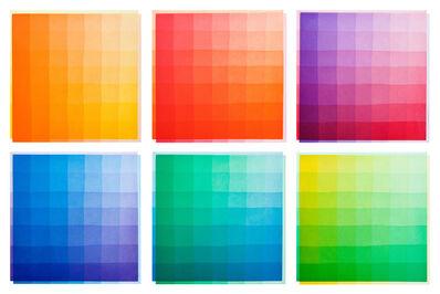 Spencer Finch, 'In-Between Colors', 2016
