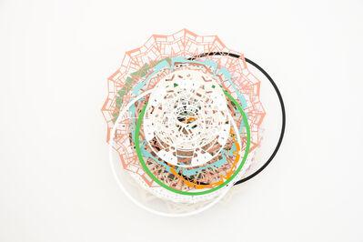 Sirous Namazi, 'Metropolis III', 2018