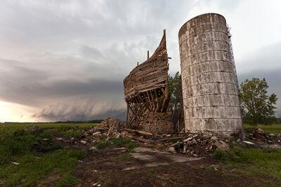 Scott Hocking, 'Celestial Ship of the North (Emergency Ark) aka The Barnboat, #8094', 2015