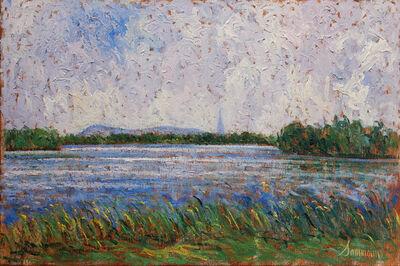 Samir Sammoun, 'La Prairie, St-Laurent', 2020
