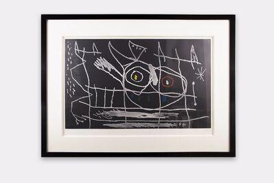Joan Miró, 'Couple d'Oiseaux III ', 1996