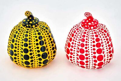 Yayoi Kusama, 'Pumpkins (pair)', circa 2015