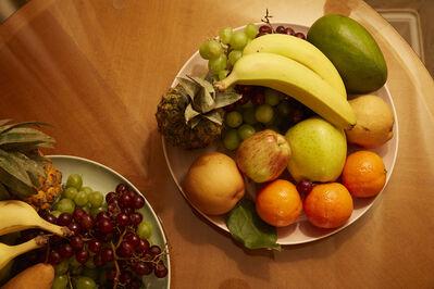 Roe Ethridge, 'Double Fruit Plate', 2017