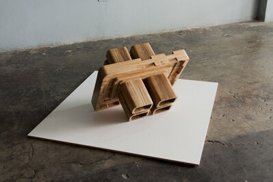 Pablo Andino, 'Pedestal', 2018