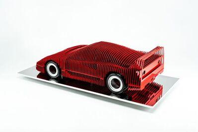 Antoine Dufilho, 'Ferrari F40', 2020