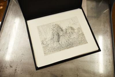 Arthur Streeton, 'Sir Arthur Streeton suite of 11 etchings', ca. 1910
