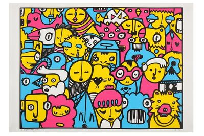 Kev Munday, 'Assembled', 2017