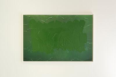 Bertrand Lavier, 'Oxyde Green', 2019
