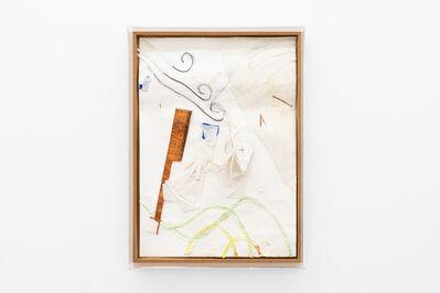 Karin Lambrecht, 'Vento, montanhas enlaçados', 2015