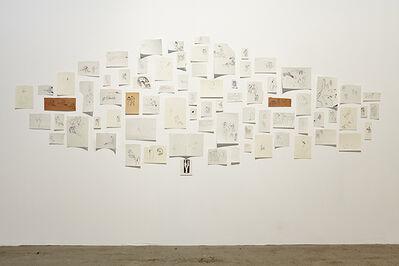 Annette Messager, ' Mes dessins secrets ', 1972 -2011
