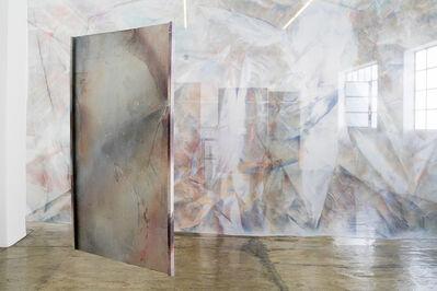 Luísa Jacinto, 'Exhibition view Stone-Veil', 2019