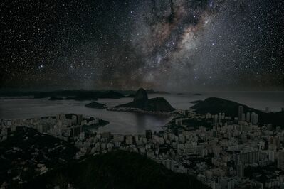Thierry Cohen, 'Rio 22° 58' 38'' S 2011-06-04 lst 15:08', 2012