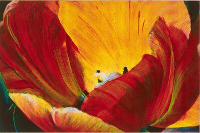 Tim Maguire, ''Golden Tulip'', 2015