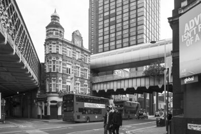 Alejandro Garrido, 'The Platform. Images of the New London', 2018-2020