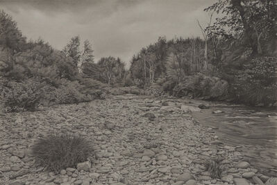 Mary Reilly, 'Riverbank 1', 2018